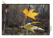 Bright And Sunlit Leaf, Arizona Carry-all Pouch