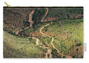 Bright Angel Trail Abstract Carry-all Pouch