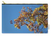 Bright Autumn Branch Carry-all Pouch
