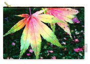Bright Autumn Leaves Tatton Park Carry-all Pouch