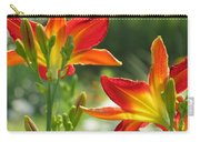 Bright Backs - Daylilies Carry-all Pouch