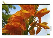 Bright Bloom Carry-all Pouch