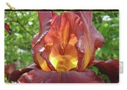 Bright Colorful Iris Flower Irises Baslee Troutman Carry-all Pouch