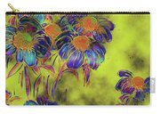 Bright Daisies Carry-all Pouch