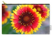 Bright Floral Day Carry-all Pouch