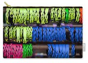 Bright Leather Bracelets Carry-all Pouch
