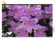 Bright-lillac Flowers 6-22-a Carry-all Pouch