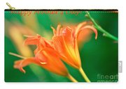 Bright Mother's Day Card Carry-all Pouch