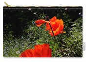 Bright Orange Carry-all Pouch