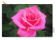 Bright-pink Rose 049 Carry-all Pouch