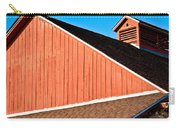Bright Red Barn Carry-all Pouch