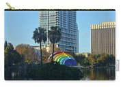 Bright Spot In Downtown Orlando Carry-all Pouch