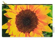 Bright Sunflower Carry-all Pouch