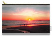 Bright Sunset Carry-all Pouch