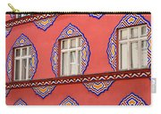 Brightly Colored Facade Vurnik House Or Cooperative Business Ban Carry-all Pouch