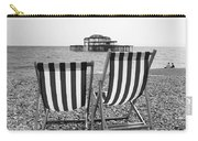 Brighton Deck Chairs Carry-all Pouch