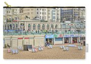 Brighton Seaside  Carry-all Pouch
