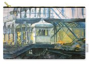 Brighton's West Pier-lone Survivor Carry-all Pouch