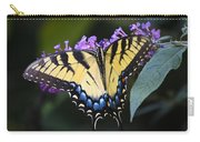 Brilliant Butterfly Carry-all Pouch