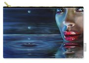 Brilliant Eyes Water Carry-all Pouch