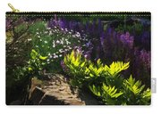 Brilliant Green Sunshine - Impressions Of Spring Carry-all Pouch