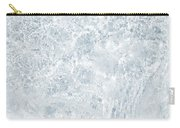Brilliant Shine. Series Ethereal Blue Carry-all Pouch