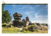 Brimham Rocks Carry-all Pouch