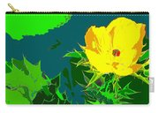 Brimstone Yellow Carry-all Pouch
