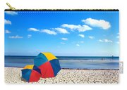 Bring The Umbrella With You Carry-all Pouch