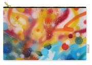 Bringing Life Spray Painting  Carry-all Pouch
