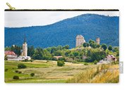 Brinje Village In Nature Of Lika Carry-all Pouch