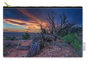 Bristlecone Sunset Carry-all Pouch