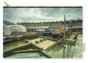 Bristol Barge Dry Dock  Carry-all Pouch