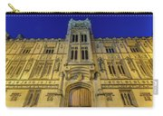 Bristol Guildhall By Night Carry-all Pouch