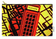 Brit Phone Box Carry-all Pouch