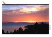 British Columbia Sunset Carry-all Pouch