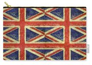 British Flag Collage One Carry-all Pouch