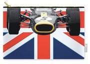 British Lotus Carry-all Pouch