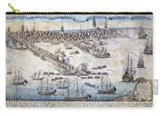 British Ships Of War, Landing Troops Carry-all Pouch