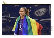 Brittney Griner Lgbt Pride 4 Carry-all Pouch