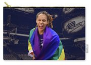 Brittney Griner Lgbt Pride 6 Carry-all Pouch