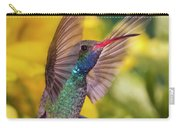 Broad-bill Pose Carry-all Pouch