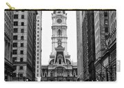 Broad Street At City Hall Carry-all Pouch
