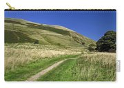 Broadlee-bank Tor From The Pennine Way Carry-all Pouch