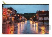 Broadway St. Excelsior Springs, Mo Carry-all Pouch