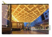 Broadway Theater Marquee Lights In Downtown Carry-all Pouch