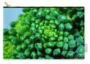 Broccoli Head Carry-all Pouch