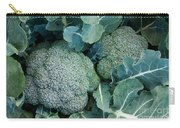 Broccoli Carry-all Pouch