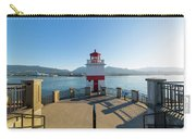 Brockton Point Lighthouse At Stanley Park Carry-all Pouch