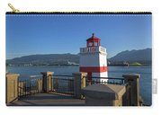 Brockton Point Lighthouse In Vancouver Bc Carry-all Pouch